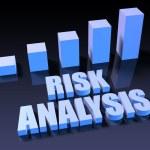 Risk analysis — Stock Photo #80210046