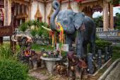 Sacred animal of Thailand — Stock Photo