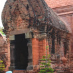 Columns of the Temple, Vietnam — Stock Photo #55896695