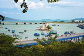 Bridge City, Vietnam — Zdjęcie stockowe