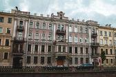 River in St. Petersburg — Zdjęcie stockowe
