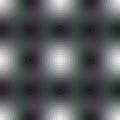 Seamless pattern background with circular shapes — Vector de stock