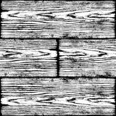 Realistic wood texture plank — Stock Vector