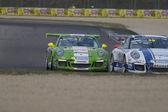 Porsche Carrera Cup Italia car racing  — Photo