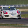 Постер, плакат: Porsche Carrera Cup Italia car racing
