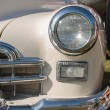 Front lights old car — Stock Photo #64930253