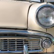 Front lights old car — Stock Photo #64930331