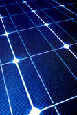 Solar panel - Stock image — Stock Photo