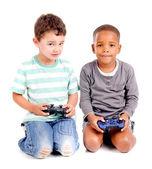 Videogames — Stock Photo