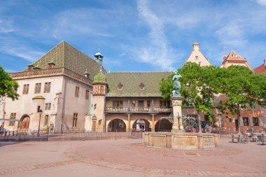Picturesque village Alsatian of Colmar, France