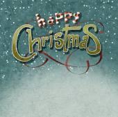 Cumprimento do natal — Fotografia Stock