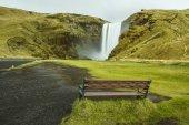 Iceland waterfalls — Stock Photo