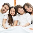 Happy family together — Stock Photo #74926519