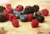 Berrys — Stock Photo