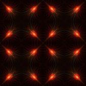 Kaleidoscopic background — Stockfoto