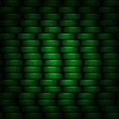 Striped wallpaper — Stock Photo