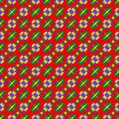 Bezešvé vzor — Stock fotografie