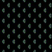 Kaleidoscopic seamless pattern — Foto de Stock