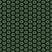 Kaleidoscopic seamless pattern — Stock Photo