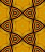 Kaleidoscopic seamless pattern — Wektor stockowy