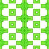 Kalejdoskopie wzór — Zdjęcie stockowe