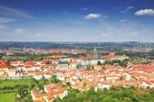 Panorama Of Prague — Stok fotoğraf