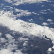 The dolomite Alps, view from the plane — Stock Photo #59766203