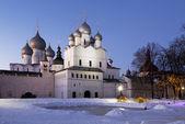 The Kremlin of Rostov the Grea — Stock Photo