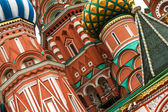 St Basil Cathedral in Moscow — ストック写真