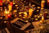 Charlie Hebdo terrorism attack — Foto de Stock