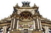 Opera w Dreźnie — Zdjęcie stockowe