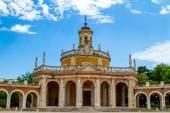 Church of San Antonio in Aranjuez — Stock Photo
