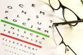Eyes Test — Stock Photo