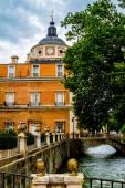 Royal Palace of Aranjuez — Stock Photo