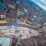Piazza delle Erbe, Verona, Italy — Stock Photo #58980191