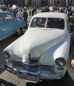 Car GAZ-M20 Pobeda — Stock Photo