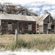Old and dilapidated Australian country homestead — Stock Photo #58119129