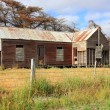 Old and dilapidated Australian country homestead — Stock Photo #58119203