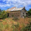 Old run down country wooden house — Stock Photo #60246149