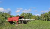 Landscape with Roseman bridge — Zdjęcie stockowe