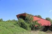 View at Holliwell Bridge — Stock Photo