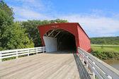 Front of Hogback Bridge — Stock Photo