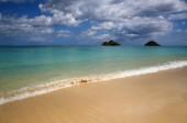 Lanikai beach — Stock Photo