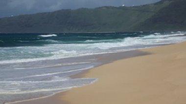 Kea'au Beach — Stock Video