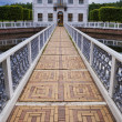 Marly Palace in Peterhof. St. Petersburg, Russia — Stock Photo #61765219