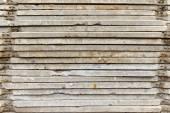 Losas de fondo de hormigón viejo montón apilado — Foto de Stock