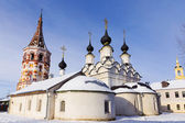 Winter Suzdal (Golden Ring of Russia) — Stock Photo