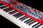 Synthesizer. — Stockfoto
