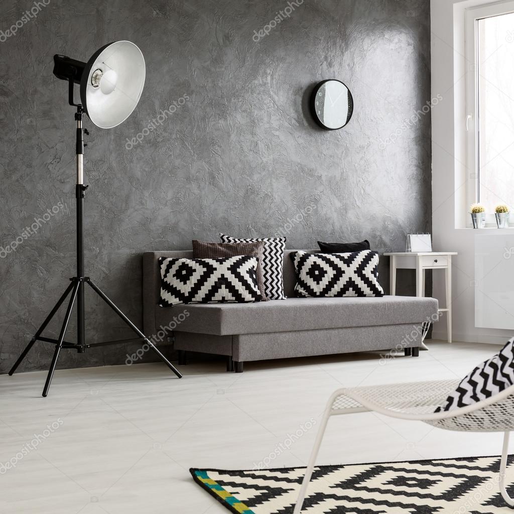 Soggiorno grigio e bianco : soggiorno grigio e bianco. soggiorno ...