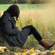 Autumn melancholy — Stock Photo #53127271